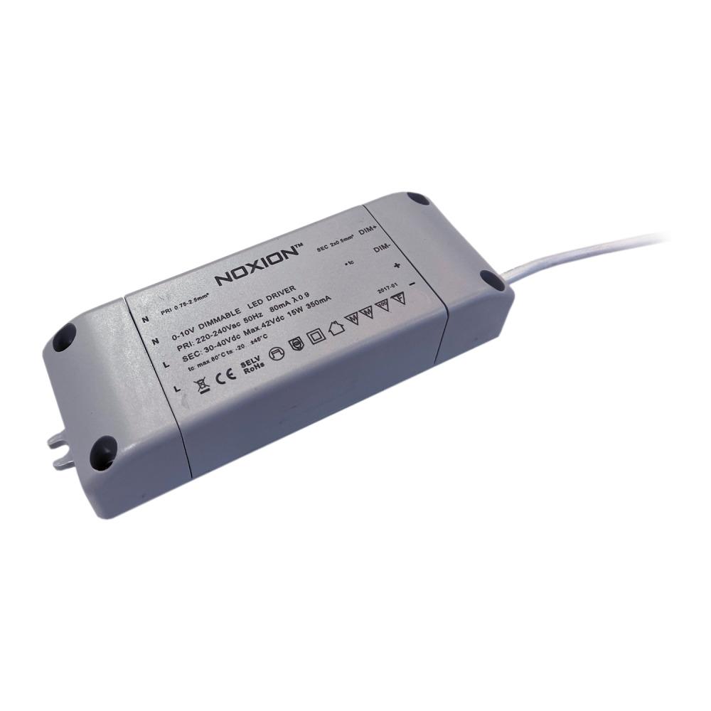 0-10V Dimbaar Driver voor Noxion Slim Downlight 20W | Noxion | 8719157002479