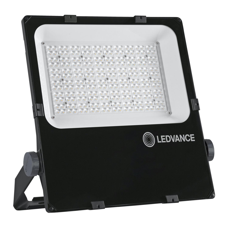 LEDVANCE LED Breedstraler Performance 200W 4000K 26800lm IP66 Zwart   Symmetrisch   Ledvance   4058075353787