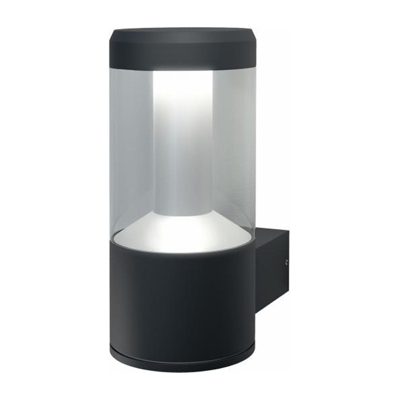 Ledvance Smart+ Bluetooth Modern Lantern Wall Zwart | Multicolour | Ledvance | 4058075184572