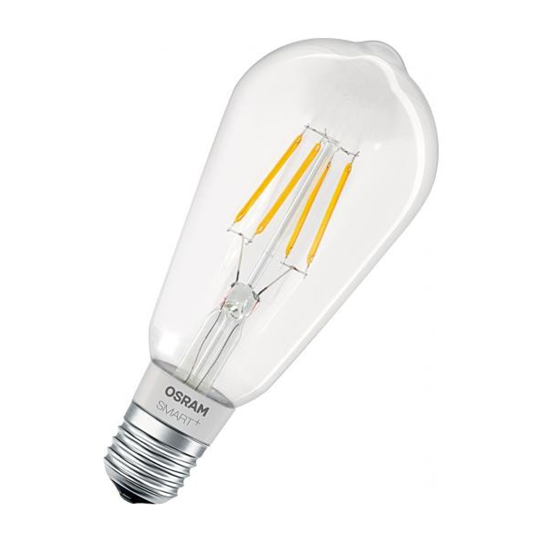 Ledvance Smart+ HomeKit Edison 5.5W 827 E27 | Dimbaar – Zeer Warm Wit – Vervangt 50W | Ledvance | 4058075208575