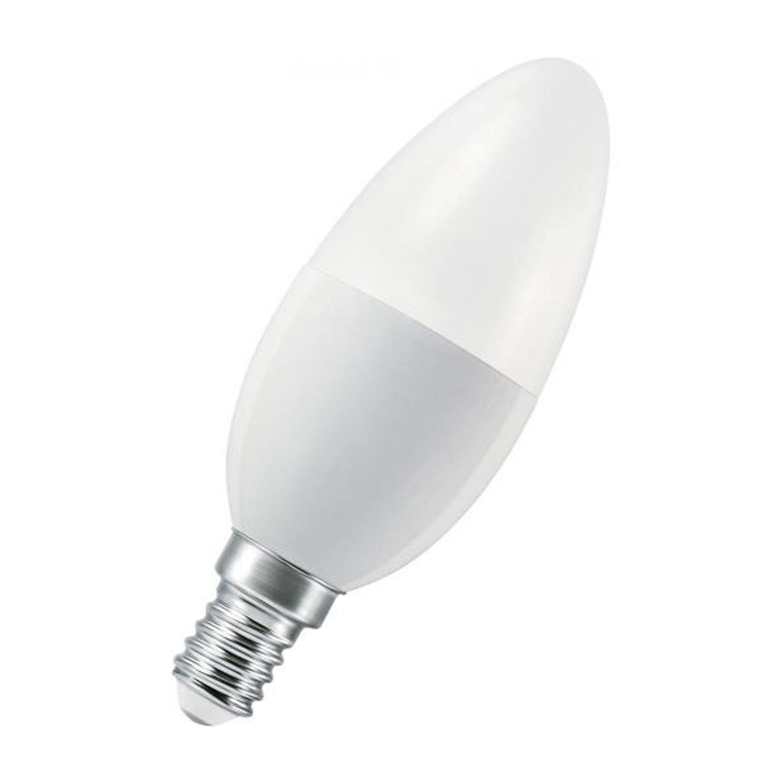 Ledvance Smart+ ZigBee Candle B40 6W E14 | Dimbaar – Warm Wit – Vervangt 40W | Ledvance | 4058075208421