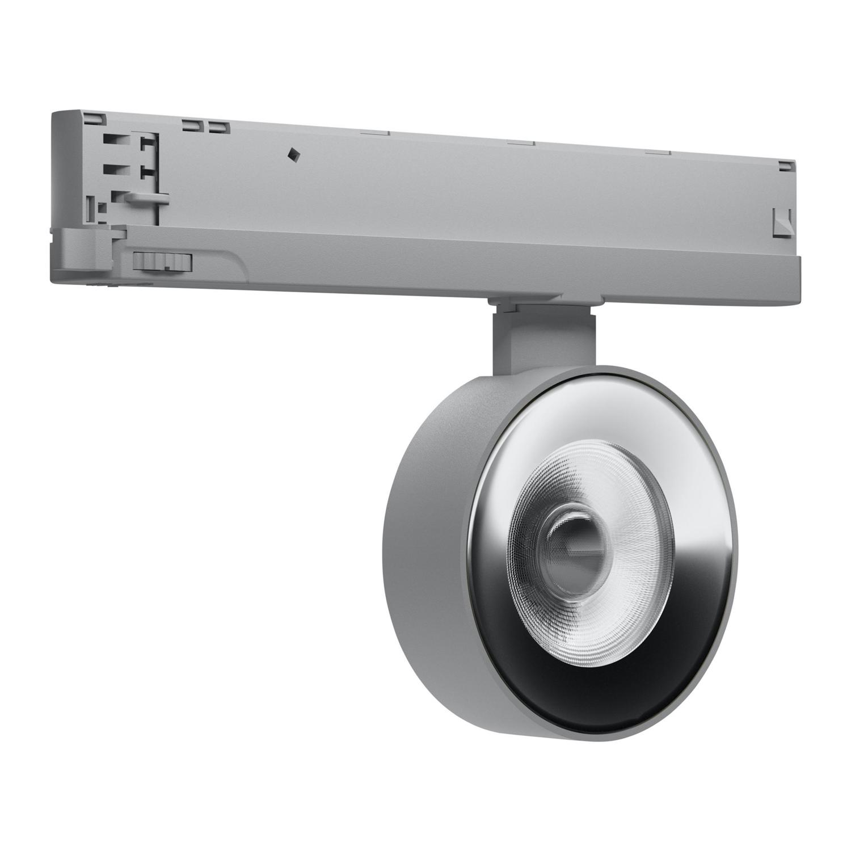 Ledvance Tracklight Spot Compact D100 28W 930 25D NFL Grijs | Ledvance | 4058075336001