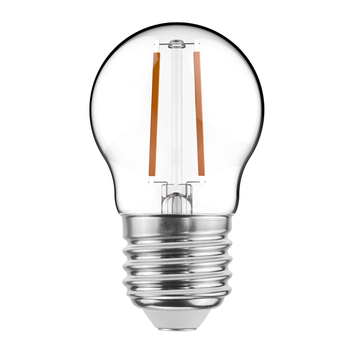 Noxion Lucent LED Lustre E27 2.6W 827 Filament | Zeer Warm Wit – Vervangt 25W | Noxion | 8719157009485