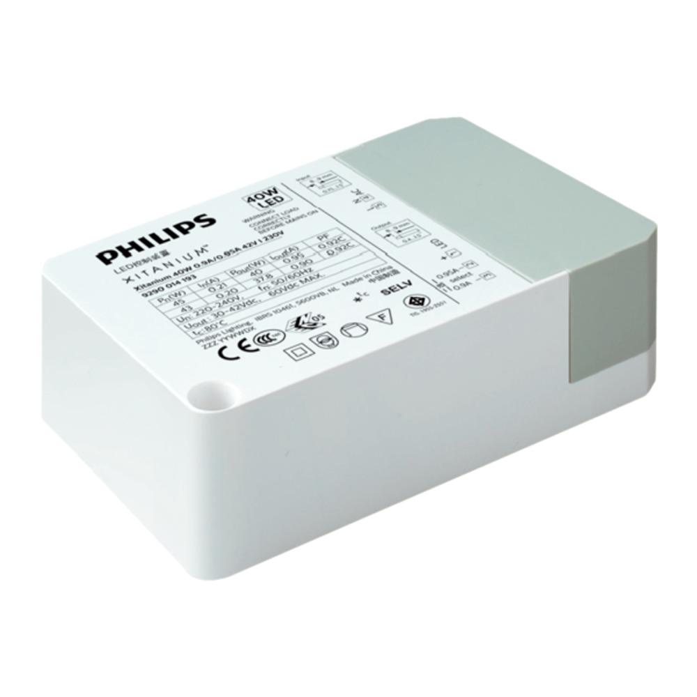 Philips Xitanium 40W 0.9/0.95A 42V | 230V | Philips | 8719157006378