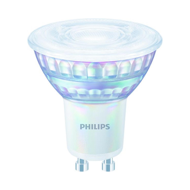 Philps LEDspot Value GU10 6.2W 930 36D (MASTER)   Beste Kleurweergave – Warm Wit – Vervangt 80W   Philips   8718699705251