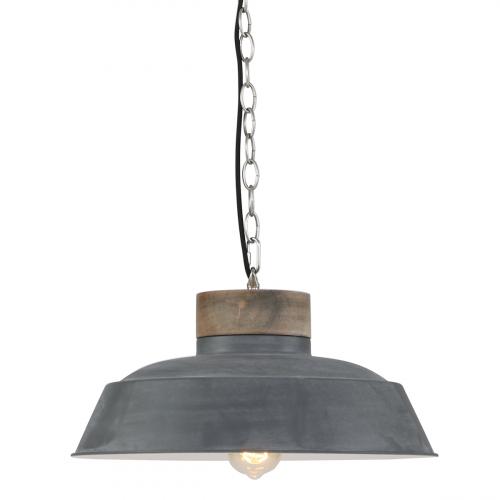 Steinhauer Vintage hanglamp MettaØ 38cm 7983GR | 8712746125047