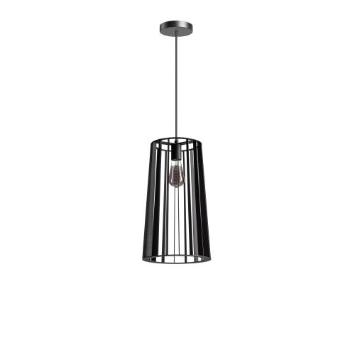 ETH Stalen hanglamp BlackbirdØ 26cm 05-HL4186-30 | 8719075189450