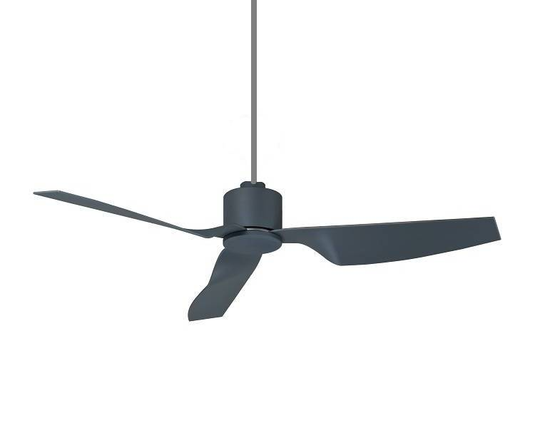 Lucci Plafondventilator Airfusion Climate II Charcoal incl. Down Rod 36inch   Lucci  