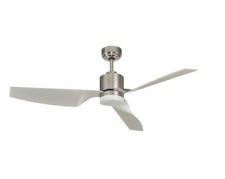 Lucci Plafondventilator Airfusion Climate II RVS incl. Lamp | Lucci | 9333509099710