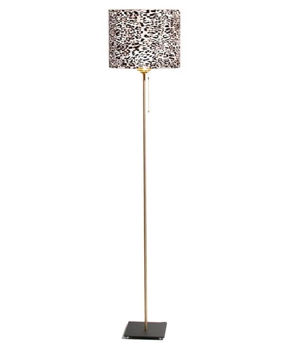 Vloerlamp Bardot Velours Panther 165cm |  | 7061281127384