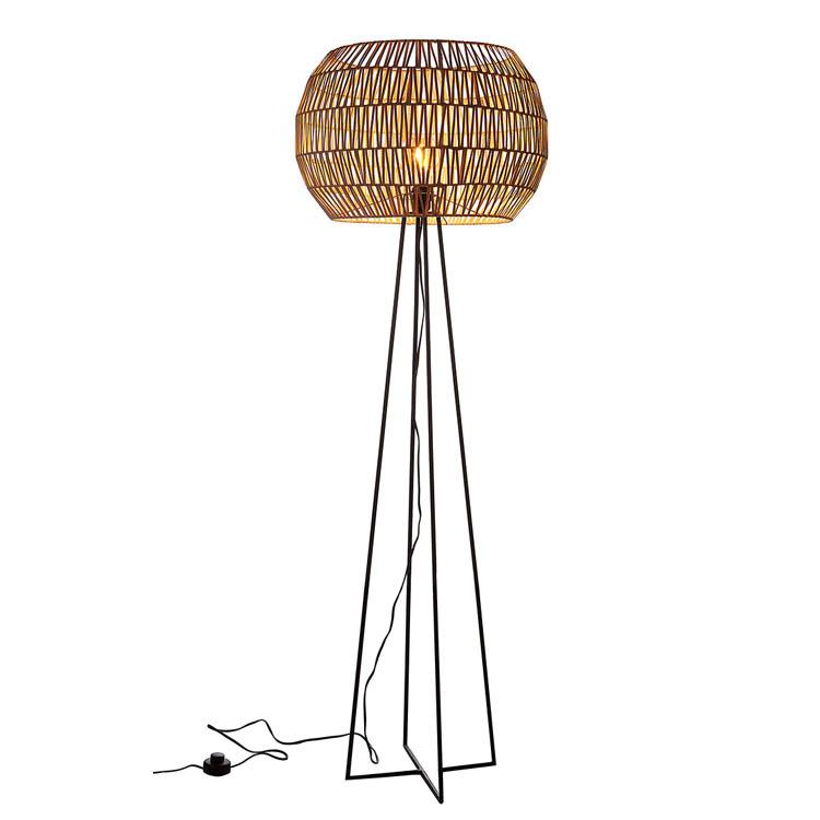 Vloerlamp Madura Rotan 170cm |  | 7061288807425