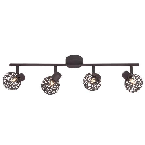 Brilliant 4-lichts plafondlamp Virgo 02231/20 | 4004353228667