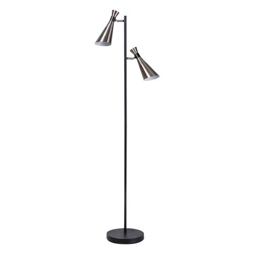 ETH Stoere vloerlamp York 05-VL8183-17 | 8719075183076