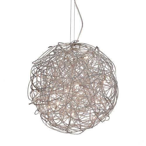 Artdelight Design hanglamp DragaØ 70cm HL Y9715 ST | 8719831731244