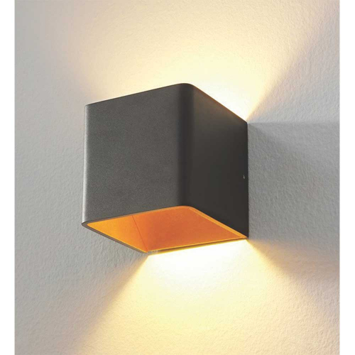 Artdelight Led up-&downlighter Fulda WL FULDA ZW-GO | 8719831733606