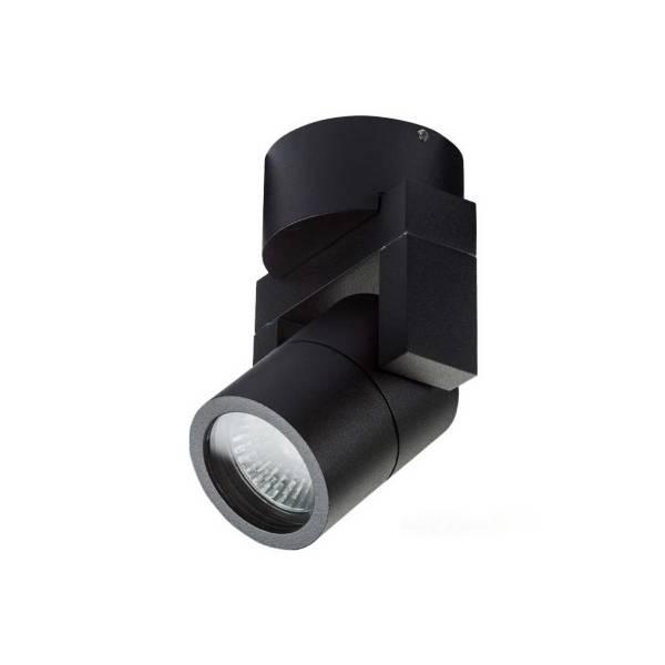Artdelight Wandlamp Single Zwart IP54 | Artdelight | 7109616274256