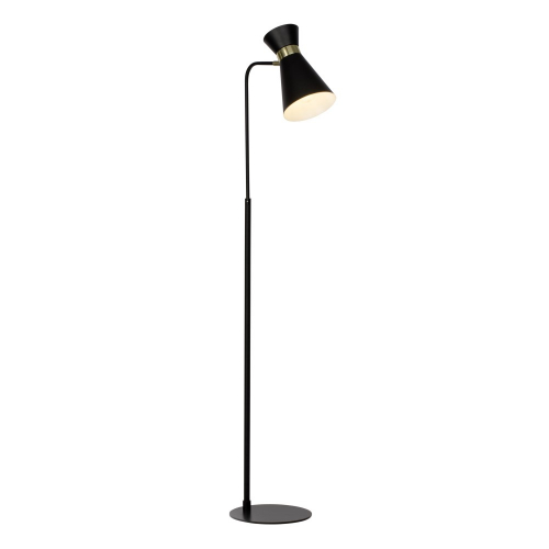 Brilliant Design leeslamp Goldy 64458/86 | 4004353292118