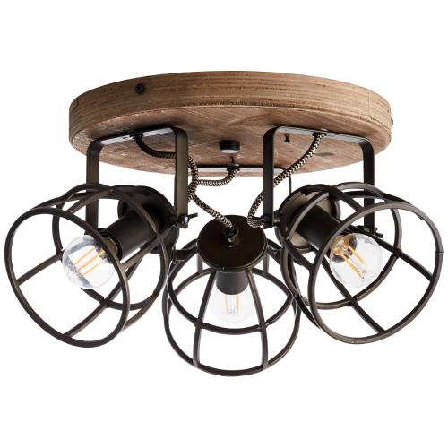 Brilliant Industriële plafondlamp Matrix 83434/46   4004353372483