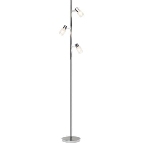 Brilliant Staande vloerlamp Lea G32459/77 | 4004353195464