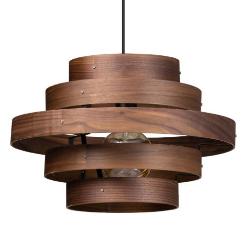 ETH Stoere hanglamp Walnut 05-HL4452-77 | 8719075185742
