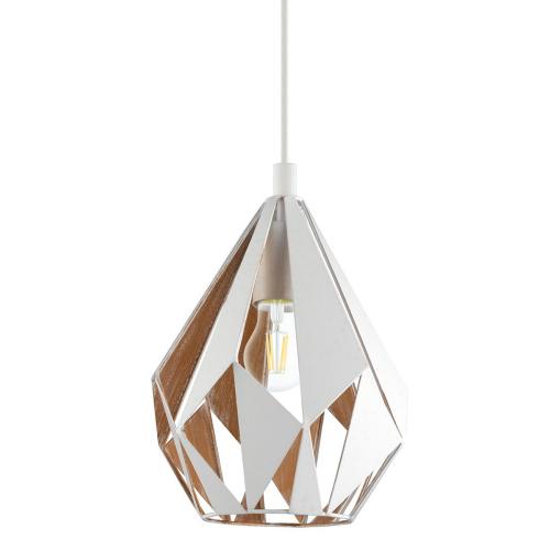 Eglo Hanglamp Carlton 1 43001 | 9002759430016