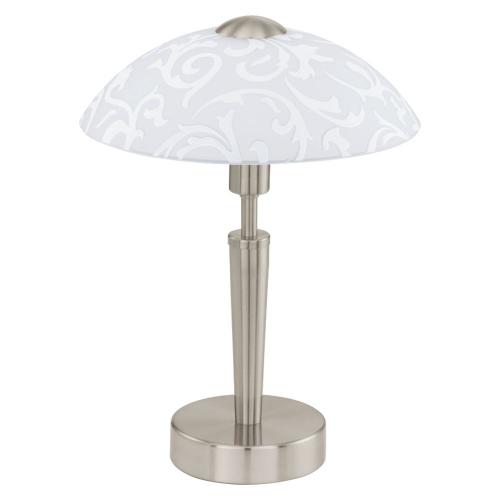 Eglo Tafellamp Solo rvs 91238   9002759912383