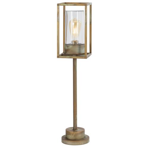 Franssen Messing terraslamp Maritiem 233370-36 | 8021035013218