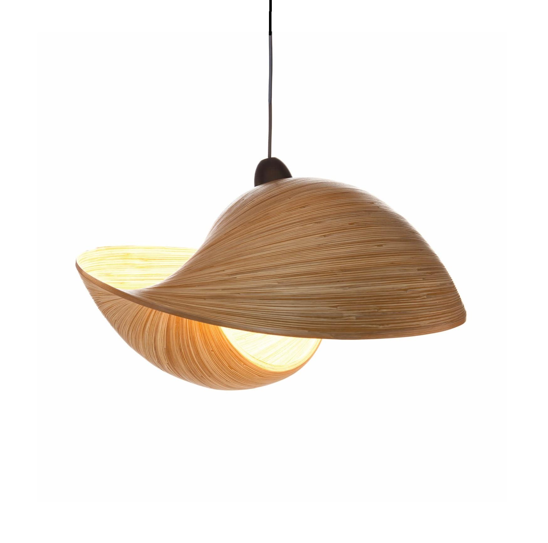 Hanglamp Bamboo Shell 50cm |  | 7061283498321