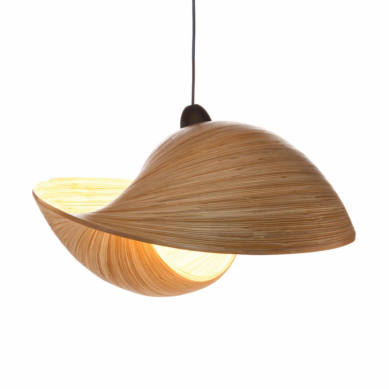 Hanglamp Bamboo Shell 60cm |  | 7061287282056