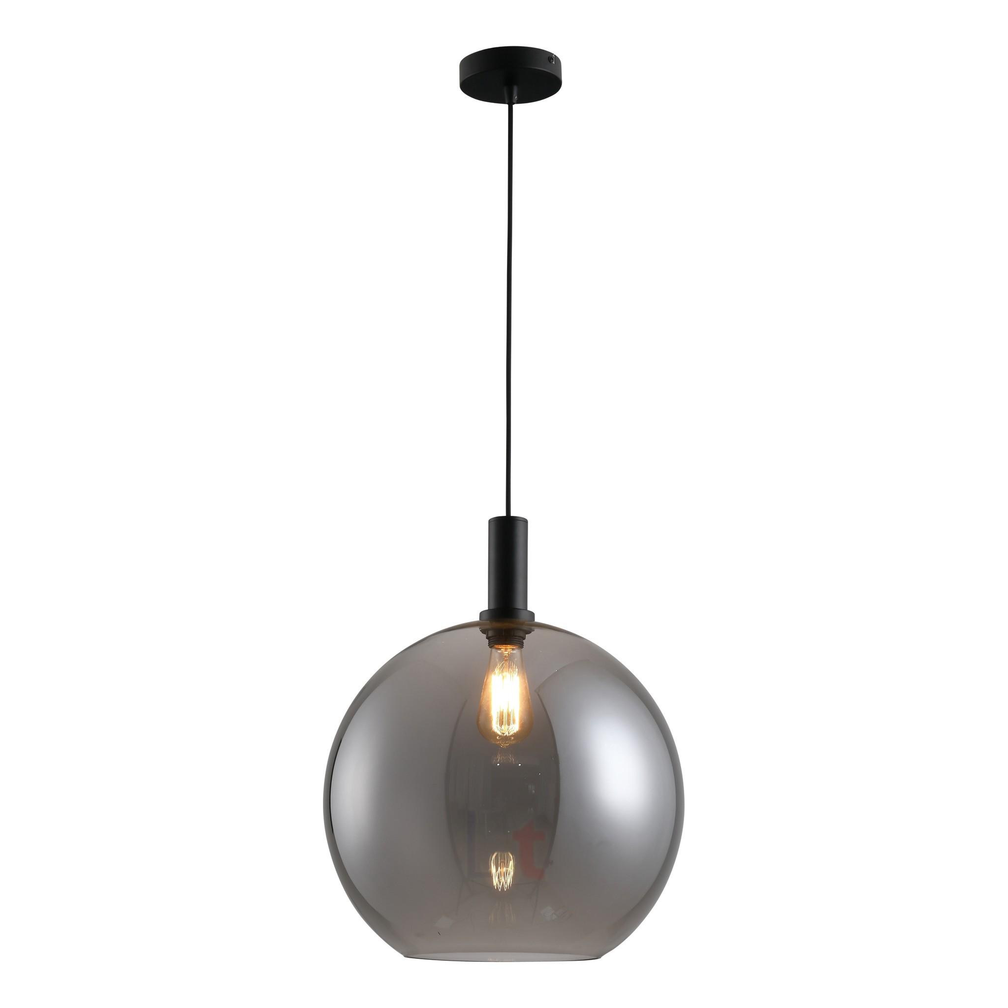 Hanglamp Chandra Smoke 40cm |  | 8720143021282
