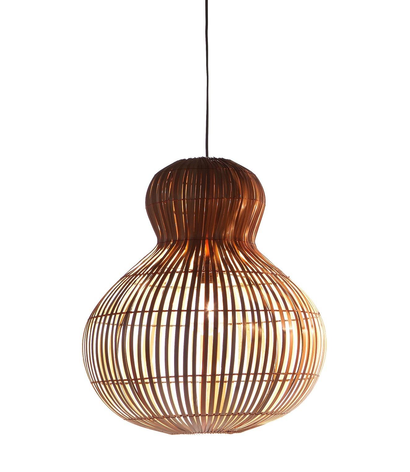 Hanglamp Labu Rotan 50cm      7061282788621