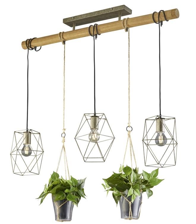 Hanglamp Plant 115cm 3 Lichts |  | 4017807478167