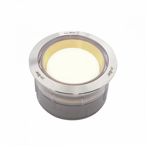 In-lite Inbouwspotje Fusion 12 volt LED 10101702   8717051003363