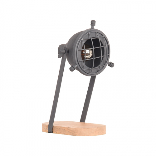 Label51 Stoere tafellamp Grid YS-22.108 | 8719323321182