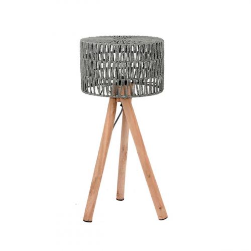 Label51 Tripod tafellamp Stripe QP-4032 | 8719323328235