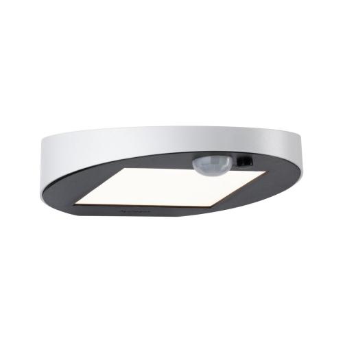Paulmann Ronde solar wandlamp Ryse met sensor 94247 | 4000870942475