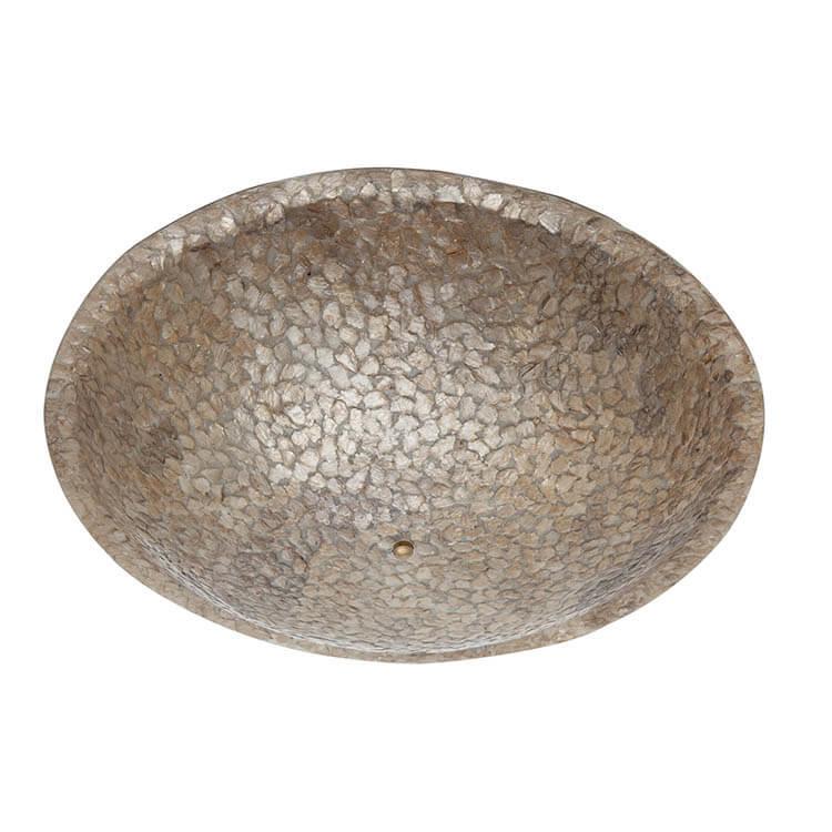 Plafondlamp Wangi Gold Moon 40cm |  | 7061283952335