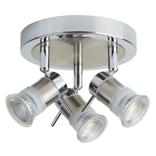 Searchlight Badkamer opbouwspot Aries 7443CC-LED | 5053423076935