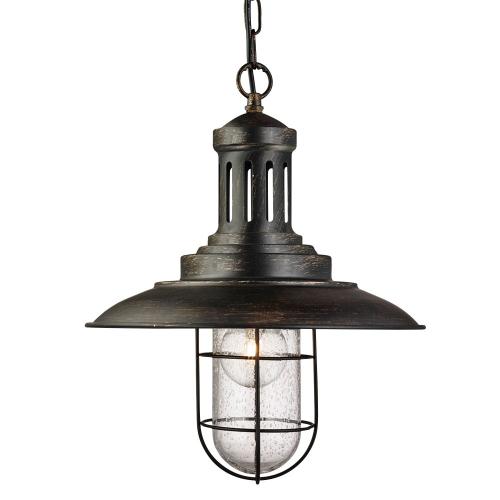 Searchlight Landelijke hanglamp FishermanØ 30cm 5401BG | 5053423056838