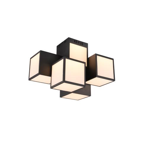 Trio international Design plafondlamp Oscar met WiZ 652810532   4017807472936