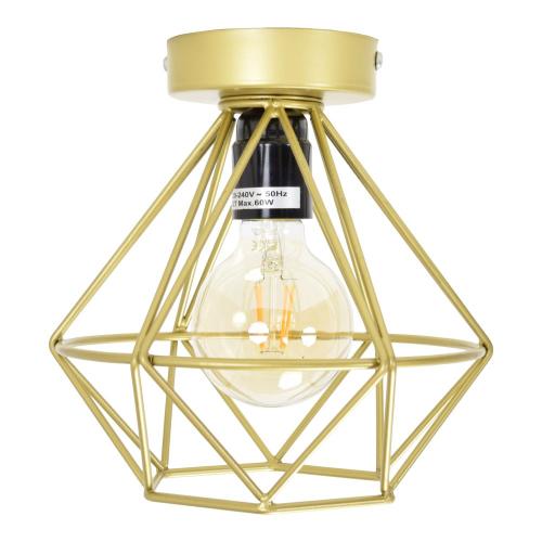Urban Interiors Plafondlamp WireØ22cm AI-CL-2111-G | 8719325467543