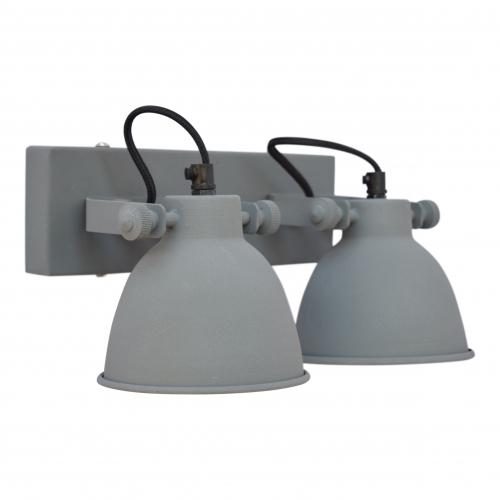 Urban Interiors Wandlamp Double Vintage AI-WL-DBL-21-VG | 8719325005509