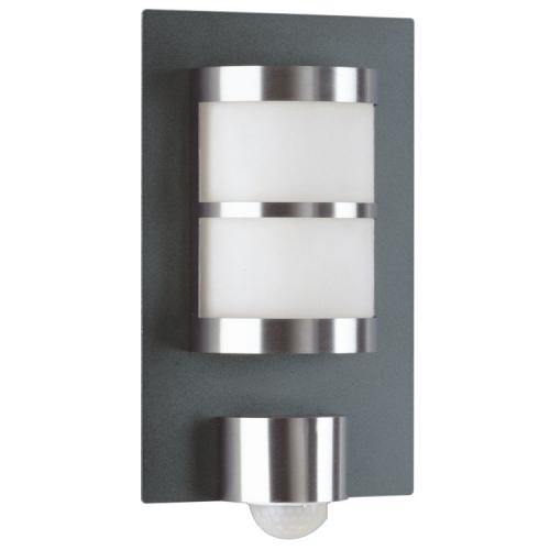 Albert Buitenlamp met sensor Hemisphere design 626144 | 4007235261448