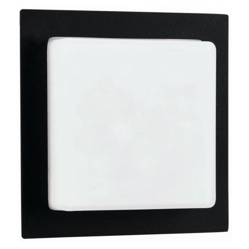 Albert Vierkante wandlamp Flat design 666219 | 4007235662191