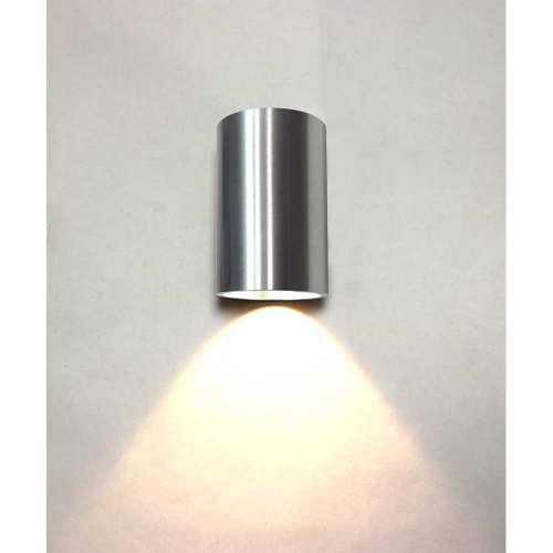 Artdelight Led wandspot Brody 1-lichts WL 6422 ALU   8719831730025
