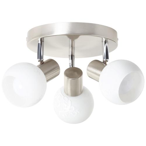 Brilliant 3-lichts plafondspot Bona 10534/05 | 4004353110283