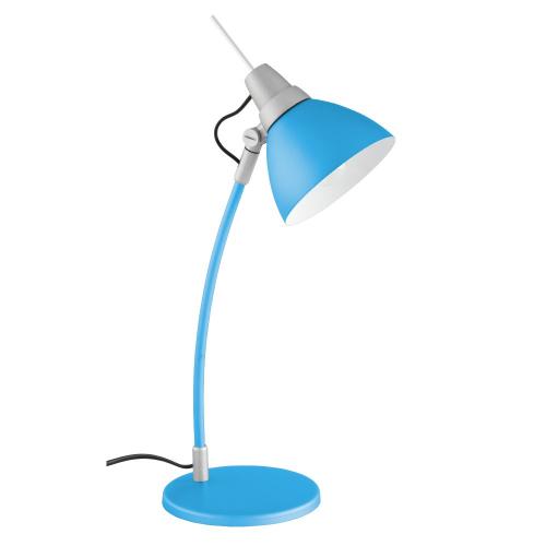 Brilliant Blauwe bureaulamp Jenny 92604/03 | 4004353105913