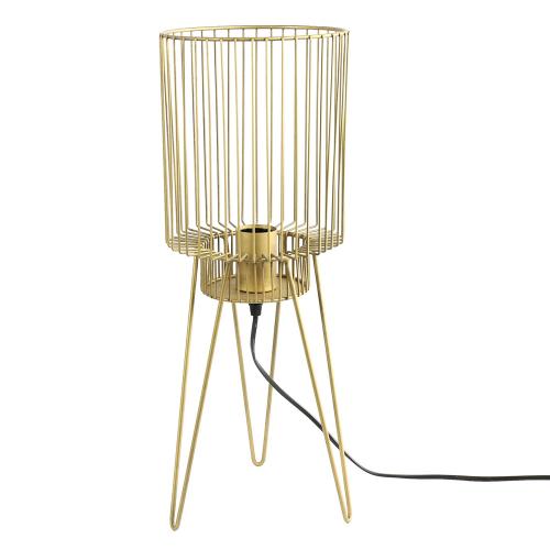 Decostar Gouden draadlamp Marleik L 779466 | 8718317794667