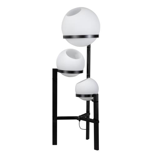 ETH Glazen vloerlamp Orb Opal 05-VL8366-3067 | 8720195300267