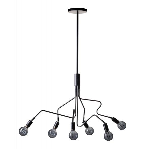 ETH Hanglamp Viper 6-lichts 05-HL4391-30 | 8719075189030